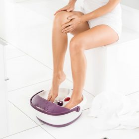 FOOT BUBBLESPA WITH CARRY HANDLE-986