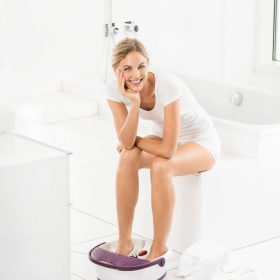 FOOT BUBBLESPA WITH CARRY HANDLE-987