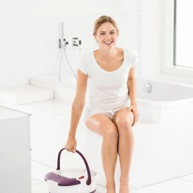 FOOT BUBBLESPA WITH CARRY HANDLE-988