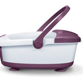 FOOT BUBBLESPA WITH CARRY HANDLE-983
