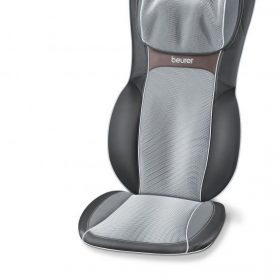 3D HIGH DEF SHIATSU MASSAGE SEAT W/ ELECTRONIC NECK MASSAGE HEIGHT ADJUST & REMOVABLE COVER-117
