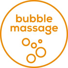 FOOT BUBBLESPA WITH CARRY HANDLE-991