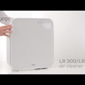 Triple Filter Air Purifier LR310-1123