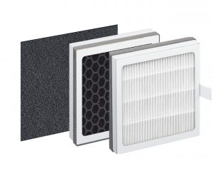 Comfort Air Purifier & Humidifier Replacement Set Filter Pack - LR330RS-0