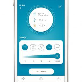 LR500 Air Purifier WiFi enabled -594