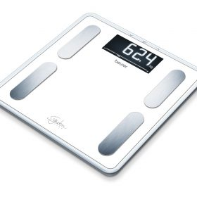 Beurer Signature Line BF400W glass body fat scale-0