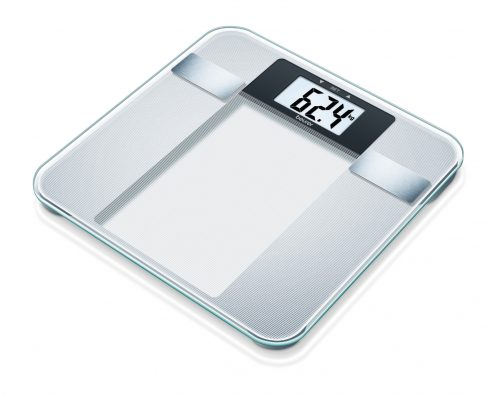 GLASS BODY FAT SCALE BG13-868