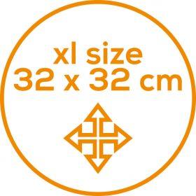 GLASS BODY FAT SCALE BG13-866